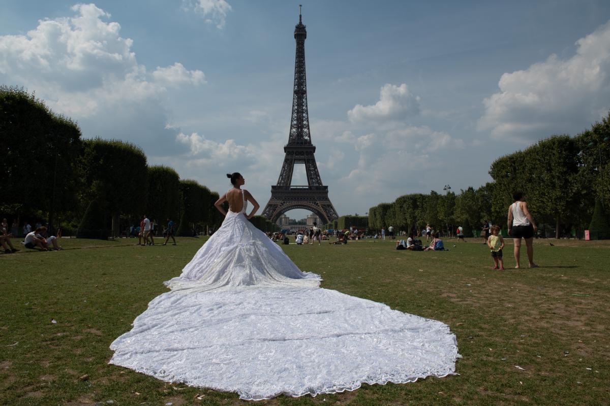 Paris Before